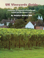 UK Vineyards Guide 2015 Cover