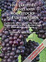 Vine Varieties, Clones & Rootstocks For UK Vineyards Cover
